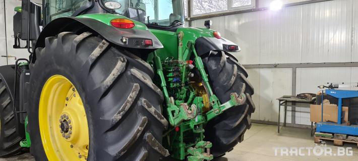 Трактори John-Deere 7230R 4 - Трактор БГ
