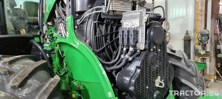 Трактори John-Deere 7230R 7 - Трактор БГ