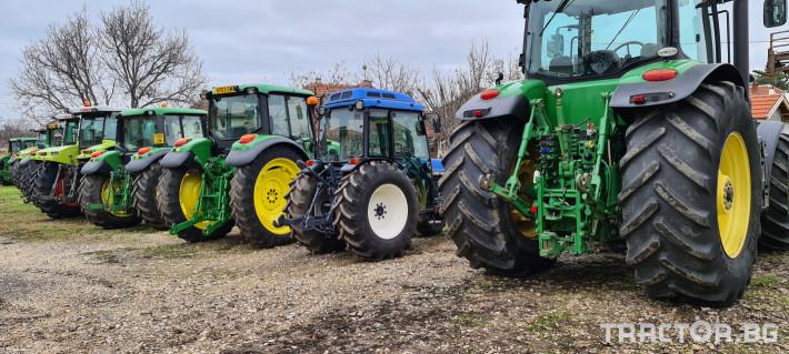 Трактори John-Deere 7230R 15 - Трактор БГ