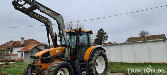 Трактори Renault Ares 630 RZ 1 - Трактор БГ