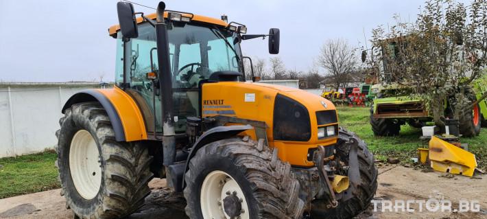 Трактори Renault Ares 630 RZ 5 - Трактор БГ