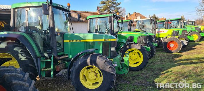 Трактори John-Deere 6810 0 - Трактор БГ