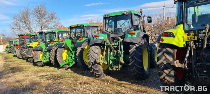 Трактори John-Deere 6810 2 - Трактор БГ