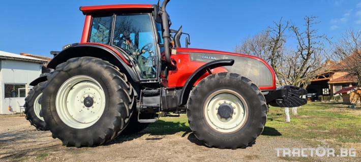 Трактори Valtra 208 к.с. 2 - Трактор БГ