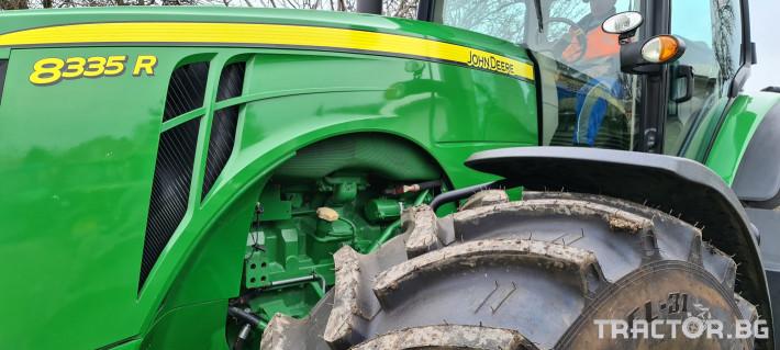 Трактори John-Deere 8335R 4 - Трактор БГ