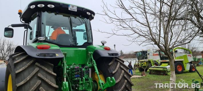 Трактори John-Deere 8335R 5 - Трактор БГ