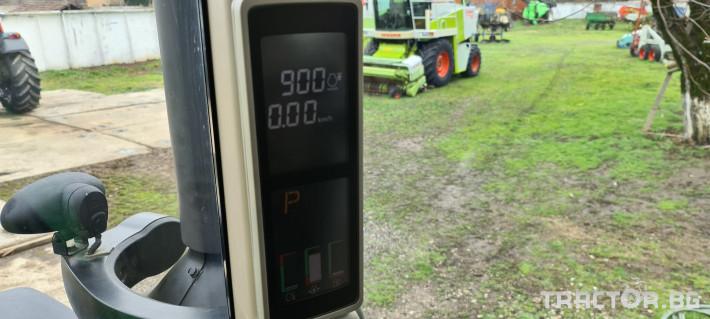 Трактори John-Deere 8335R 9 - Трактор БГ