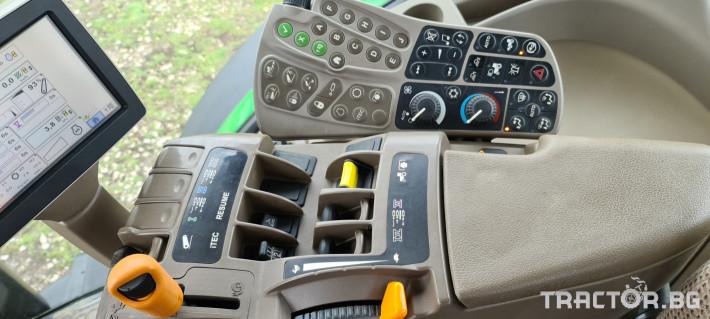 Трактори John-Deere 8335R 11 - Трактор БГ
