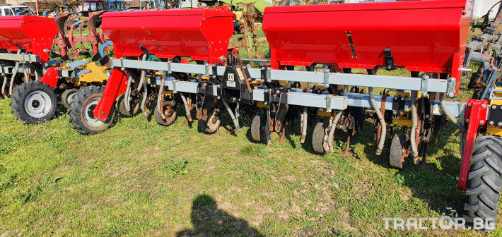 Култиватори Култиватор ALP с торовнасяне 3 - Трактор БГ