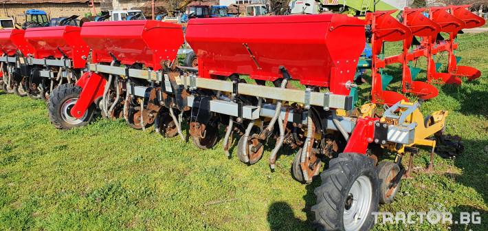 Култиватори Култиватор ALP с торовнасяне 4 - Трактор БГ
