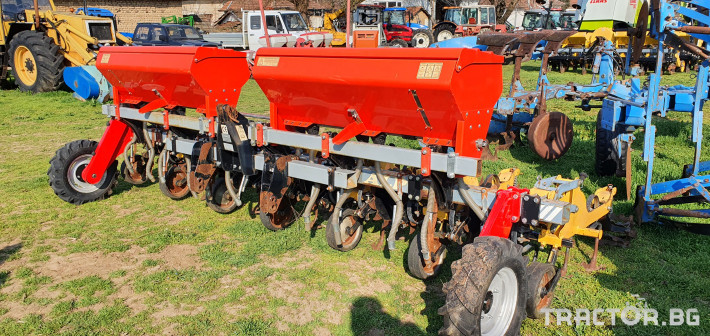 Култиватори Култиватор ALP с торовнасяне 6 - Трактор БГ
