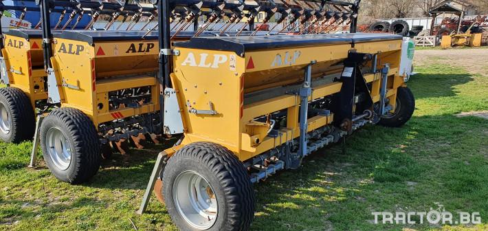 Сеялки ALP 4 метра за житни 4 - Трактор БГ