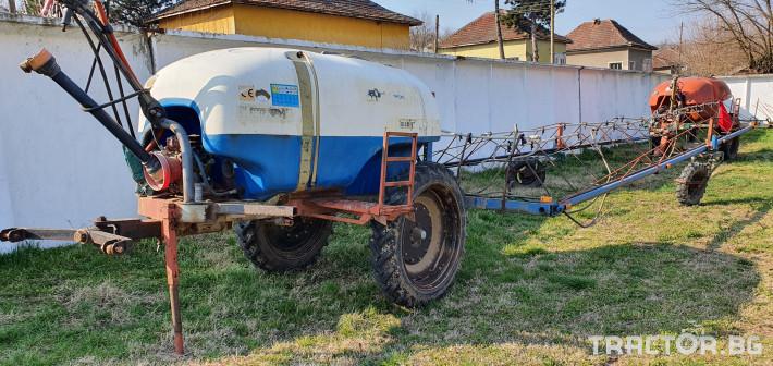 Пръскачки Agro Technica 20 метра 0 - Трактор БГ