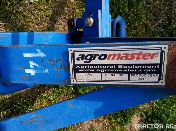 Плугове Agro Masz 3 ка 2 - Трактор БГ