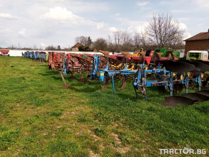 Плугове Agro Masz 3 ка 3 - Трактор БГ