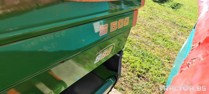 Торачки Amazone  Bogbale 2 - Трактор БГ