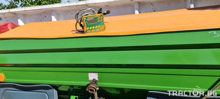 Торачки Amazone  Bogbale 4 - Трактор БГ