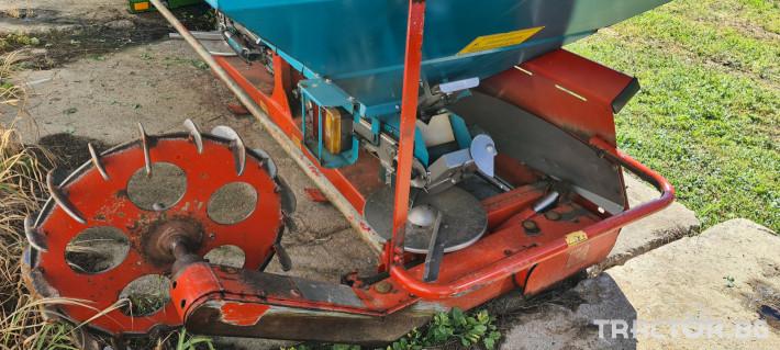 Торачки Amazone  Bogbale 6 - Трактор БГ