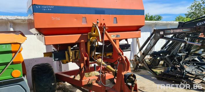 Торачки Amazone  Bogbale 12 - Трактор БГ