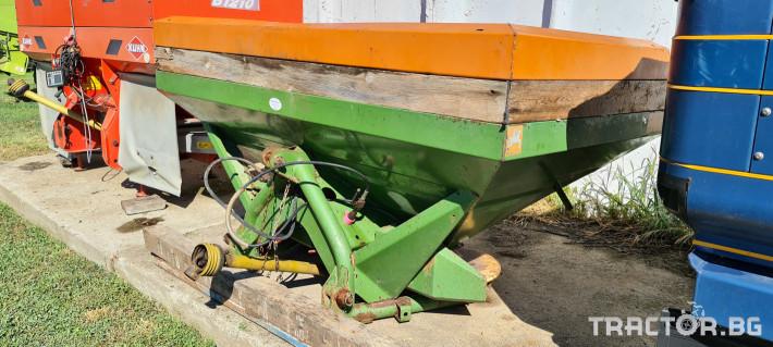 Торачки Amazone  Bogbale 14 - Трактор БГ