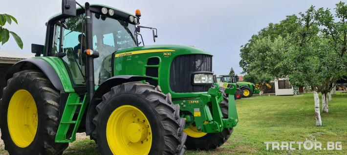Трактори John-Deere 7430 PREMIUM 0 - Трактор БГ