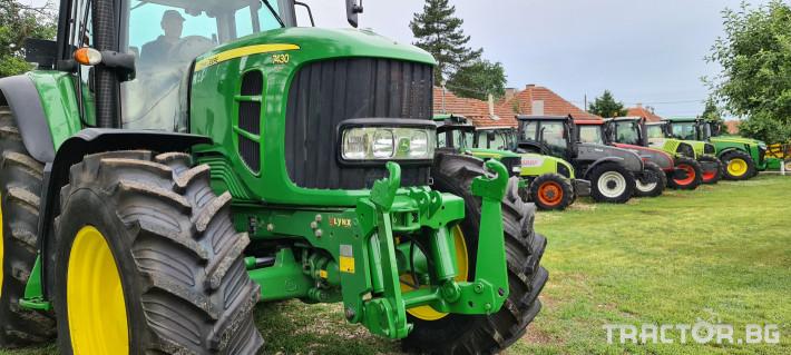 Трактори John-Deere 7430 PREMIUM 1 - Трактор БГ