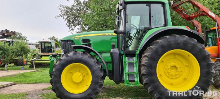 Трактори John-Deere 7430 PREMIUM 6 - Трактор БГ