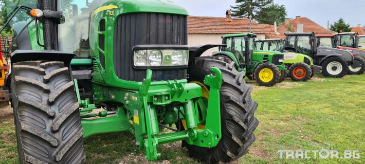 Трактори John-Deere 7430 PREMIUM 7 - Трактор БГ