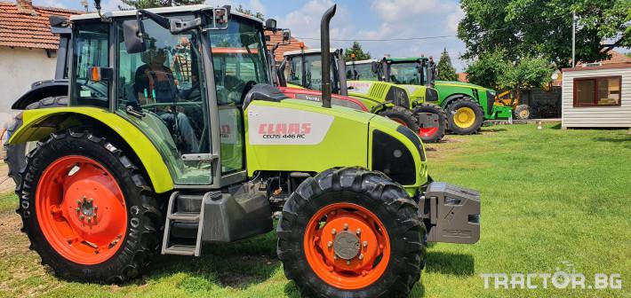 Трактори Claas Celtic 446 0 - Трактор БГ
