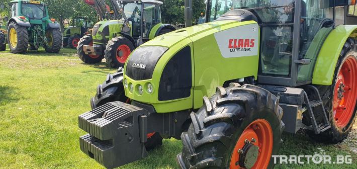 Трактори Claas Celtic 446 3 - Трактор БГ