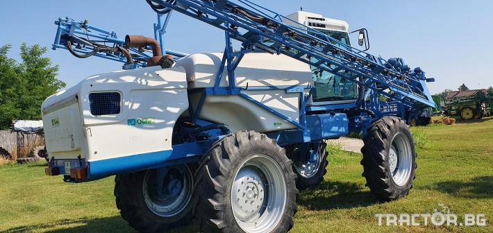 Самоходни пръскачки самоходна пръскачка EVRARD - 24 m 2 - Трактор БГ