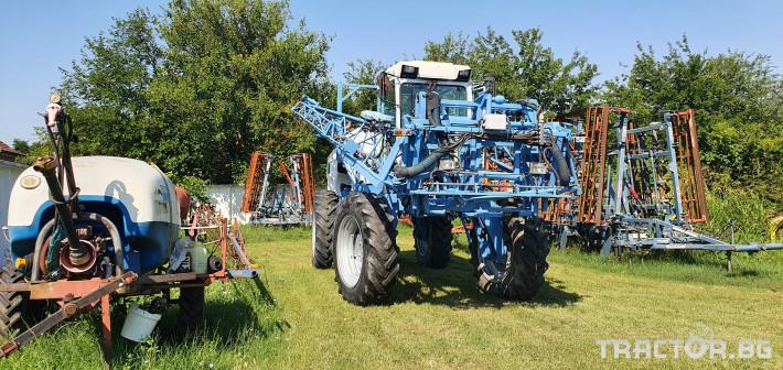 Самоходни пръскачки самоходна пръскачка EVRARD - 24 m 5 - Трактор БГ