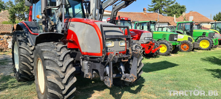 Трактори Valtra 208 к.с. с фадрома 2 - Трактор БГ
