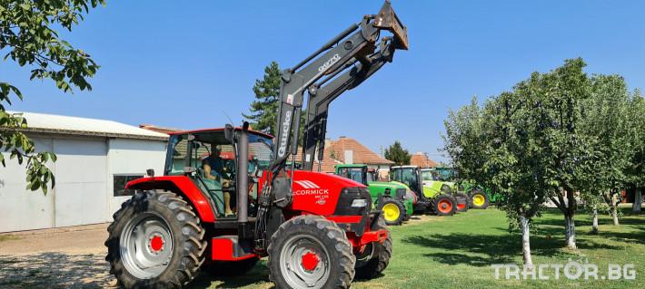 Трактори CASE-IH McCORMICK MC 135 0 - Трактор БГ