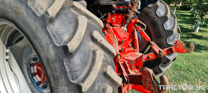 Трактори CASE-IH McCORMICK MC 135 3 - Трактор БГ