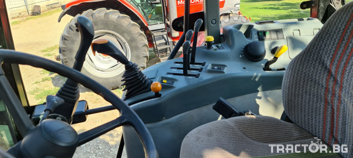Трактори CASE-IH McCORMICK MC 135 5 - Трактор БГ
