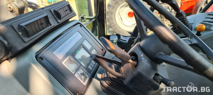 Трактори CASE-IH McCORMICK MC 135 6 - Трактор БГ