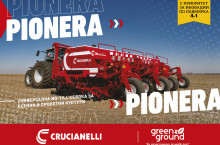 No Till Crucianelli Nueva Pionera 5 m.