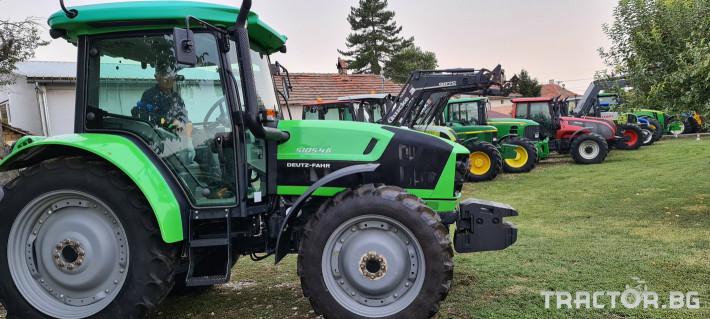 Трактори Deutz-Fahr 5105.4G 1 - Трактор БГ