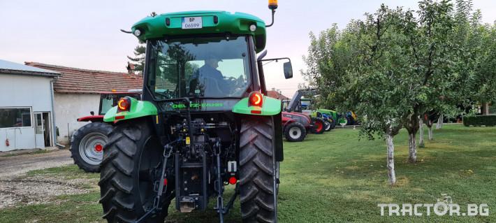 Трактори Deutz-Fahr 5105.4G 2 - Трактор БГ