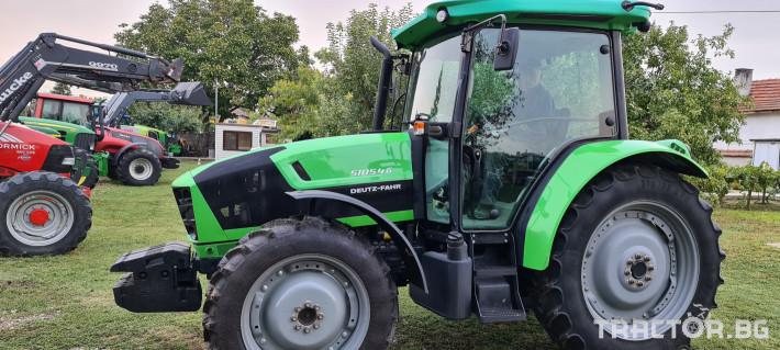 Трактори Deutz-Fahr 5105.4G 3 - Трактор БГ