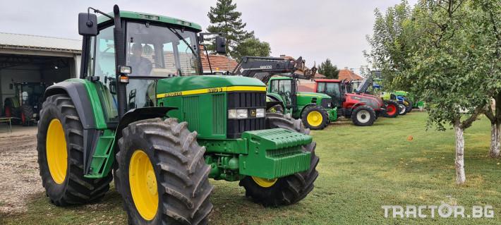 Трактори John-Deere 6910 S 0 - Трактор БГ