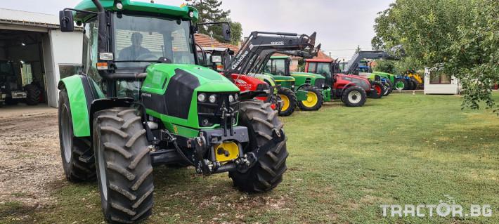 Трактори Deutz-Fahr 5105.4G 0 - Трактор БГ